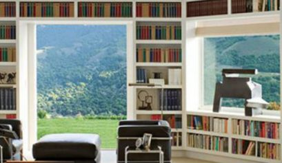 home library ideas 5 Amazing Home Library Ideas  amazing home library ideas 409x237