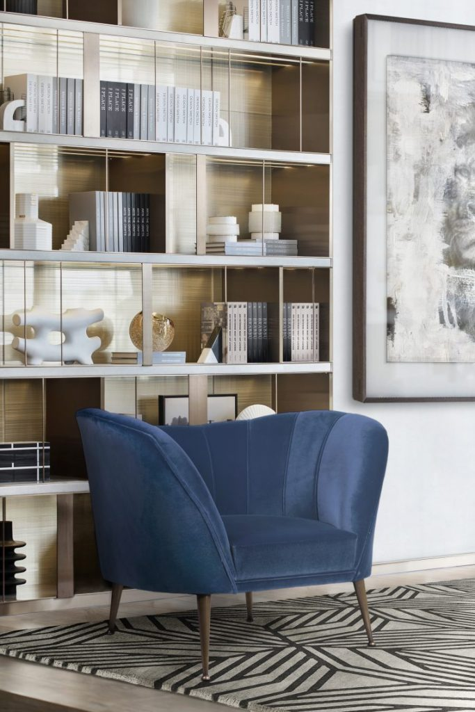Discover How To Get A Classic Blue Modern Home classic blue Discover How To Get A Classic Blue Modern Home discover classic blue modern home 4 scaled