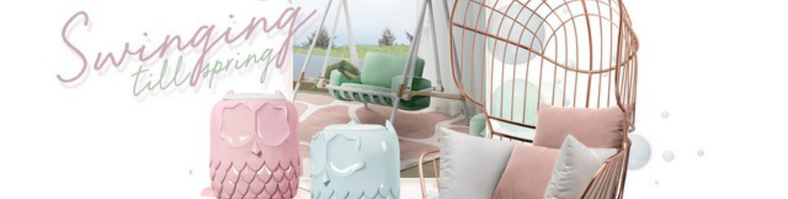 Kids Bedroom Ideas: Get Ready For Spring With These Swing Chairs