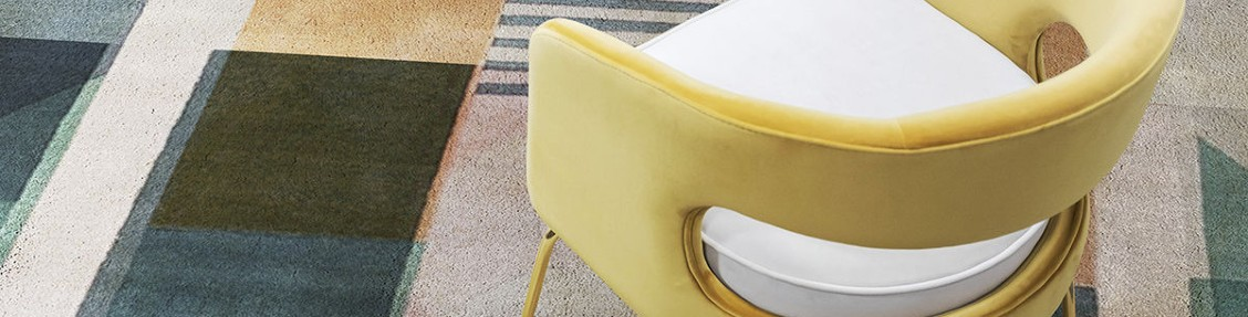 Spring Summer Interior Design Inspirations: Lemon Sherbet