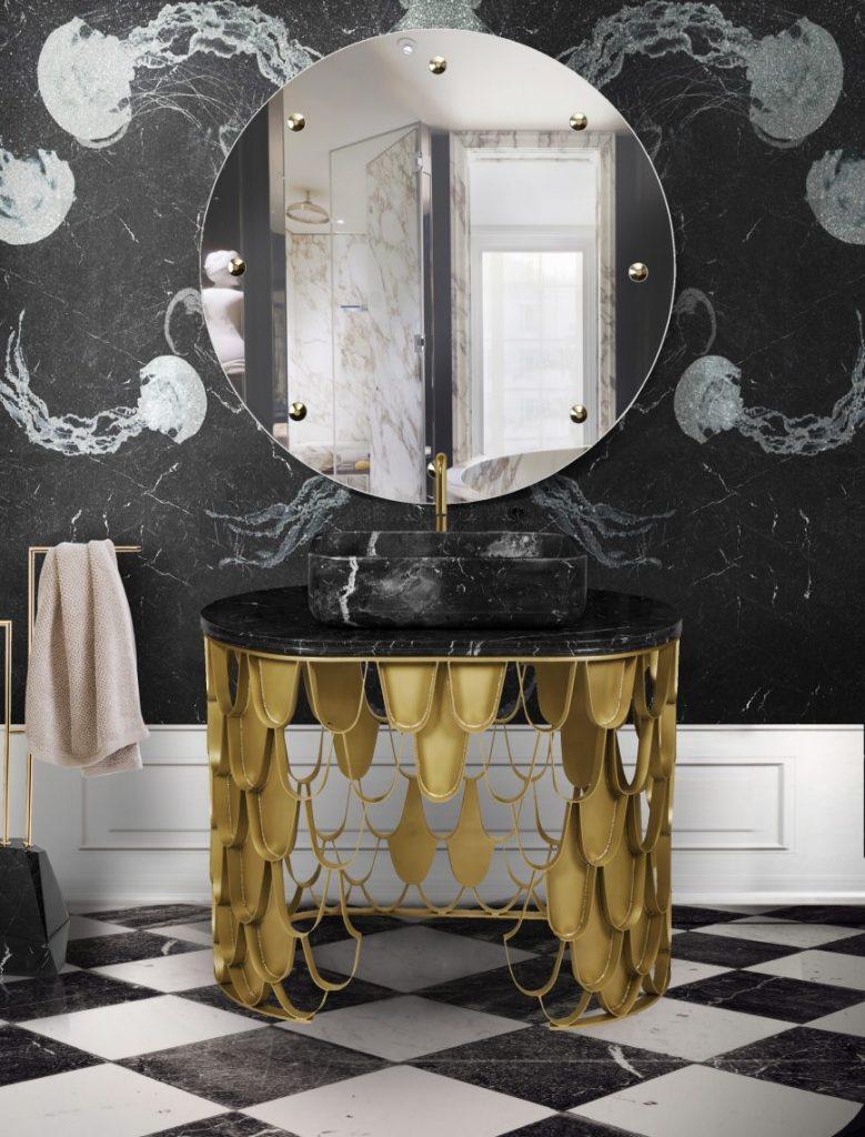 Bathroom Decor: When Art Meets Design bathroom decor Bathroom Decor: When Art Meets Design bathroom decor art meets design 4 scaled