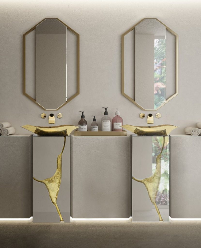 Bathroom Decor: When Art Meets Design  bathroom decor Bathroom Decor: When Art Meets Design  bathroom decor art meets design 6 scaled