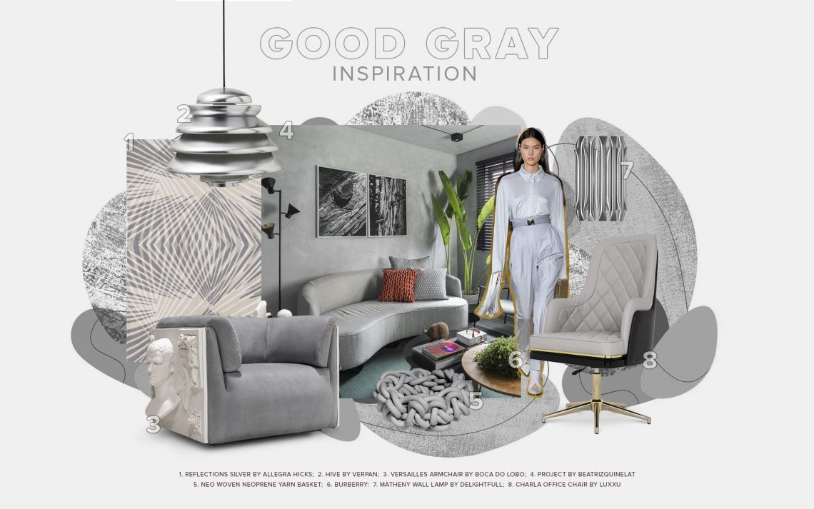 good gray Good Gray: The Summer Color Trend 2021 good gray summer color trend 2021 1 scaled