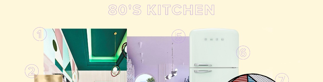 Discover Here How To Decorate A Kitchen In Throwback Style