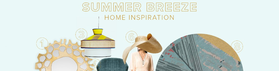 Give Your Home A Summer Breeze With These Design Ideas