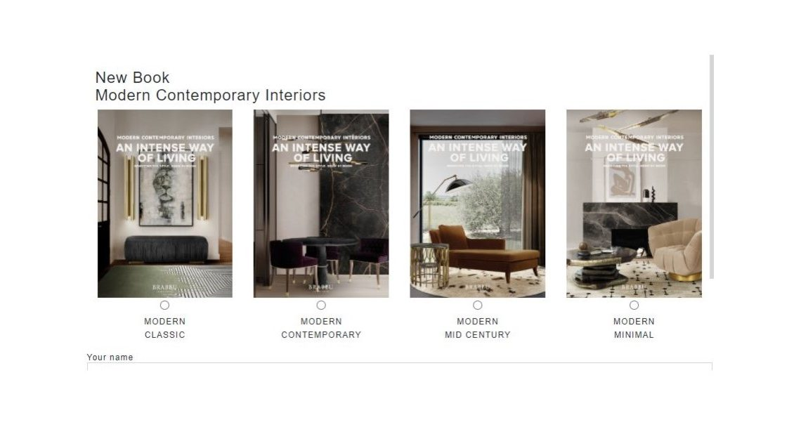 Book Of The Week: Modern Contemporary Interiors Ideas