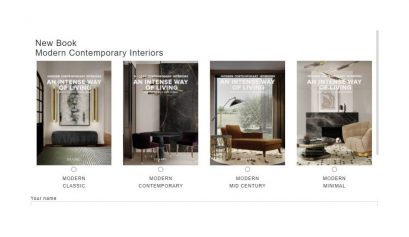 book of the week Book Of The Week: Modern Contemporary Interiors Ideas 11 409x237