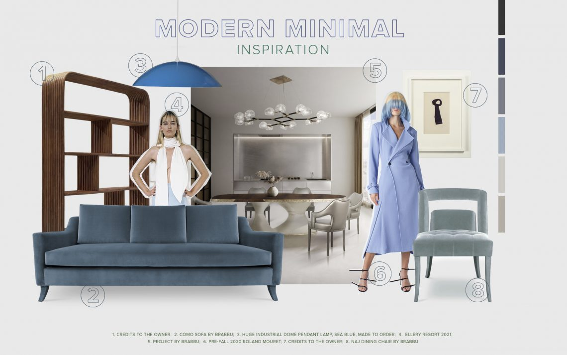 modern minimal Modern Minimal: The Design Trend You Need To Follow In 2021 how introduce modern minimal into your home decor 1 scaled